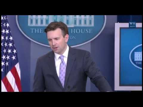 W.H. Press Sec. Says Obama Didn't Plagiarize Deval Patrick In 2008 Instead He Was Inspired