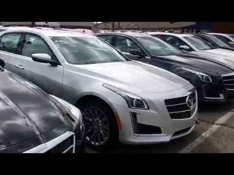 2014 Cadillac CTS ATS Sedans and Coupes by Wayne Ulery