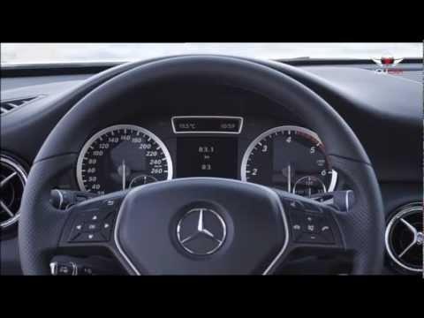 ► 2013 Mercedes A180 CDI - INTERIOR