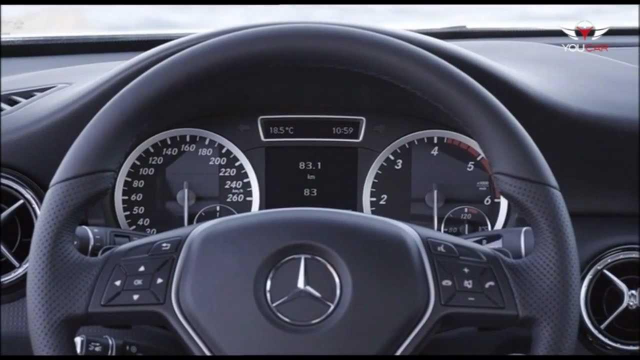 2013 mercedes a180 cdi interior youtube for Cdi interior design