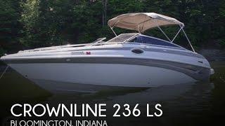 [UNAVAILABLE] Used 2006 Crownline 236 LS in Bloomington, Indiana