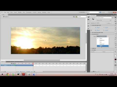 Adobe Flash Hareketli Banner(Slider) Yapımı [Stil Tasarım]