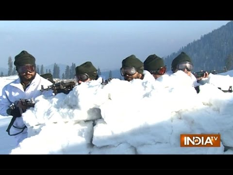How Indian Soldiers Serve in the Siachen's Toughest Critical Conditions thumbnail