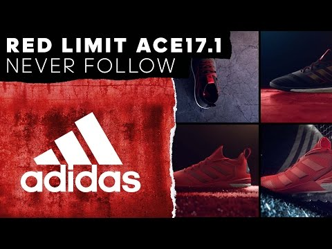 Red Limit ACE17.1 -- adidas Football