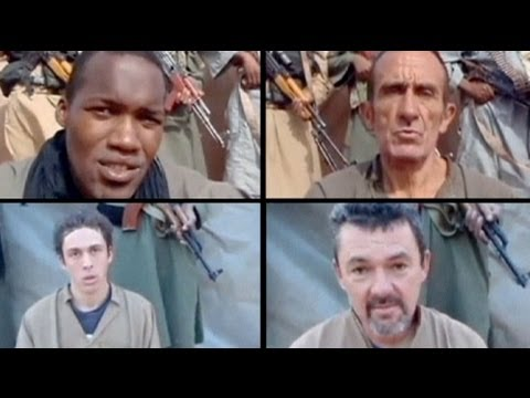 Al Qaeda threatens to kill French hostages