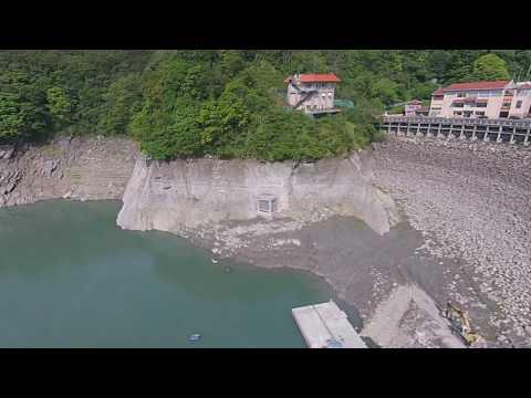 石門大壩分層取水口2015與2014比對