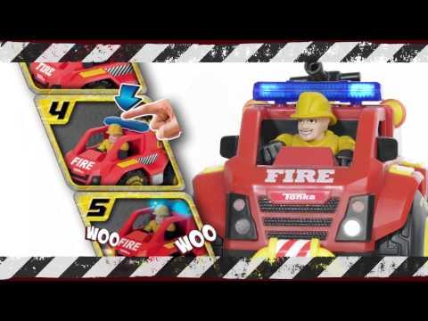Tonka town – Camion dei pompieri – Lo trovi da Rocco Giocattoli!