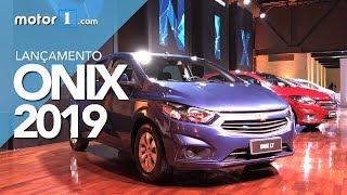 Chevrolet Onix 2019 - Lançamento