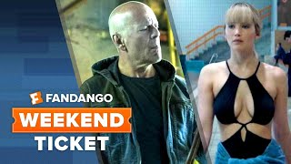 Now In Theaters: Death Wish, Red Sparrow, Submission | Weekend Ticket