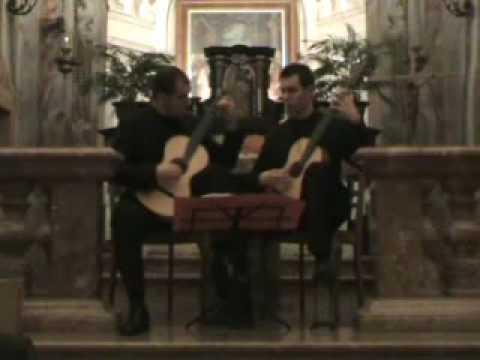 Duo Bonfanti plays A. De Lhoyer