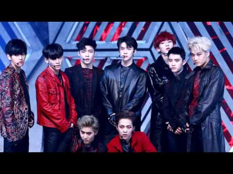 Download EXO ALL SONGS 2016 EX39ACT MAMA SFY LMR OVERDOSE EXODUS MID XOXO GROWL OST