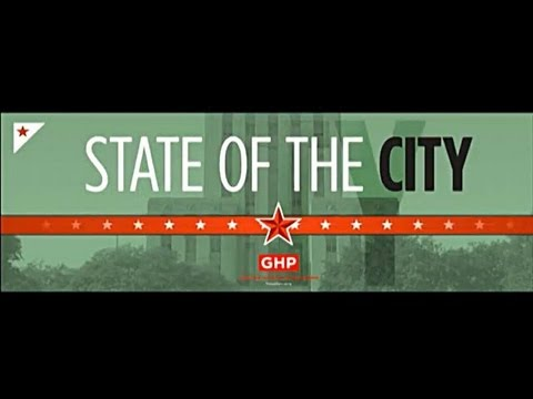 State of the City 2013 | Greater Houston Partnership (GHP) | Houston, TX