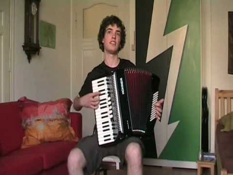 Korpiklaani - Happy little boozer (Accordion) Video