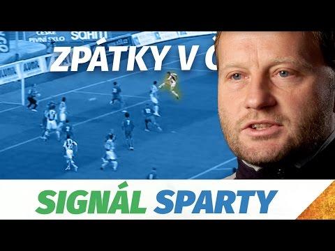 Zpátky v čase - Sparta vítězí díky zajímavému signálu