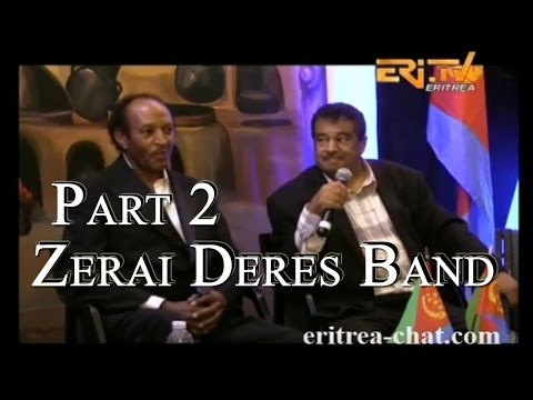 Interview with Abdelwaki and Haile About First Eritrean Zerai Deres Band - Part 2