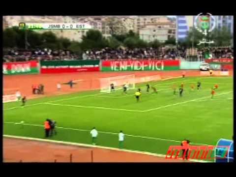 image vid�o مباراة الترجي الرياضي التونسي - بجاية