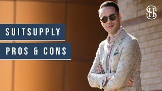 Is Suitsupply Worth It? My Honest Thoughts | Suitsupply Pros & Cons