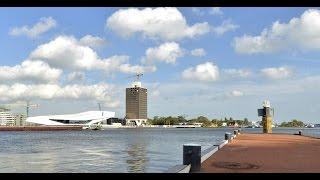 Waarom is de brug naar Amsterdam-Noord er nog niet?
