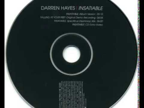 Darren Hayes - Falling at Your Feet