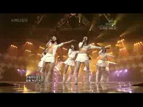 [HD]SNSD Into The New World Live Music Videos