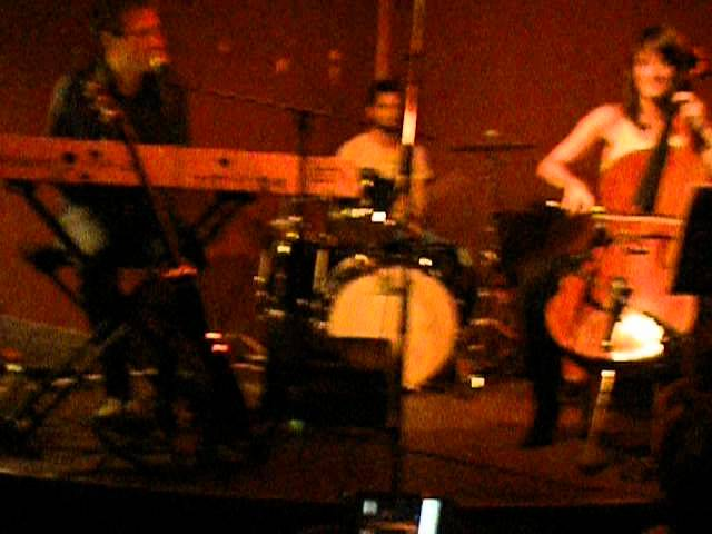 Jeremy Austin - This girl (Standard Café, Lausanne, May 2012)