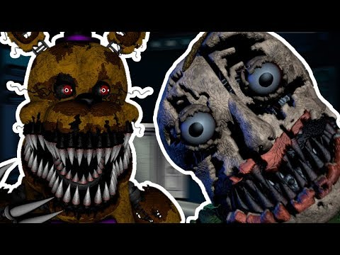 NIGHTMARE FREDBEAR PLAYS: Baldi's Basics in Nightmares || BALDI HAS TURNED INTO A NIGHTMARE!!!