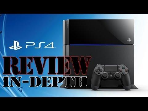 Super In-depth PlayStation 4 Review [unabridged version]
