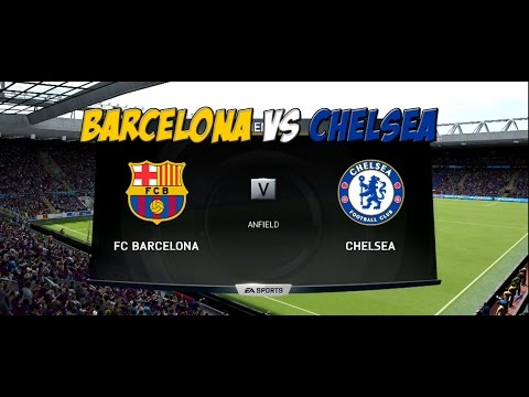 Fifa 15 Demo | Barcelona Vs Chelsea video