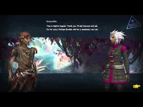 Guild Wars 2 Sylvari Thief
