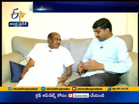 An Exclusive Interview with JC Diwakar Reddy | on Early Polls | and Prediction of Political Parties