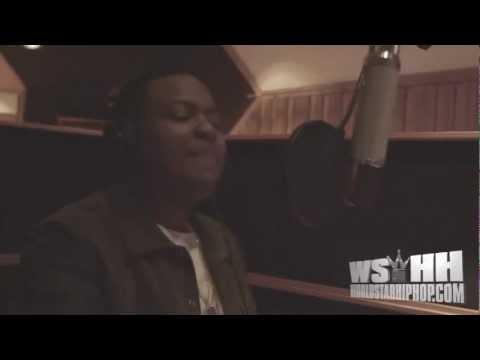 Sean Kingston beat It Ft. Chris Brown & Wiz Khalifa (in Studio) video
