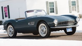 $2,420,000! 1958 BMW 507 Series II Roadster   Malcolm Pray Collection
