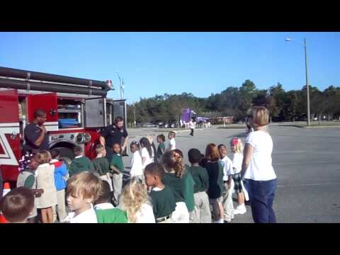 E R Dickerson Elementary School Career Fair Day