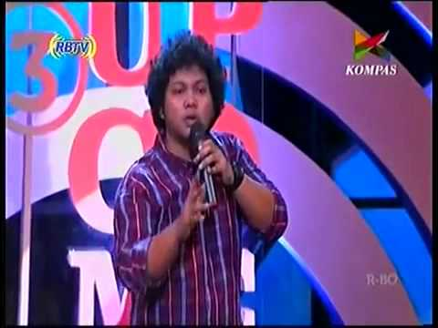 media babe stand up comedy indonesia season 3 4 besar putaran 2 kompas