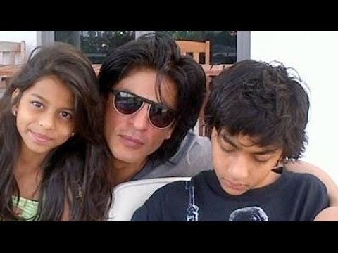 I Spend Night With My Kids - Shahrukh Khan