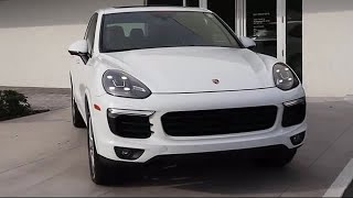 2017 Porsche Cayenne 4dr Awd Suv AWD St. Petersburg  Tampa  Clearwater  Bradenton  Palm Harbor