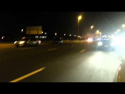 Dubai - Car On Fire