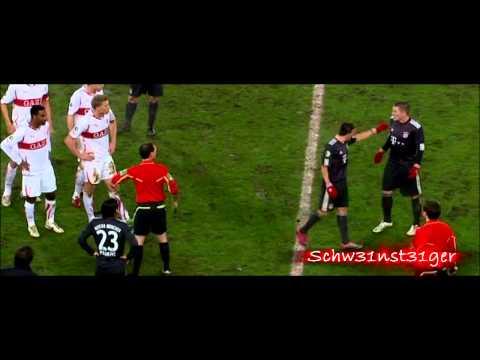 Bastian Schweinsteiger Khalid Boulahrouz Fair-Play HD