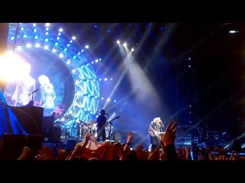 Queen + Adam Lambert   We are the champion Life Festival Oświęcim 2016