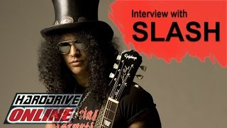 Interview with Slash