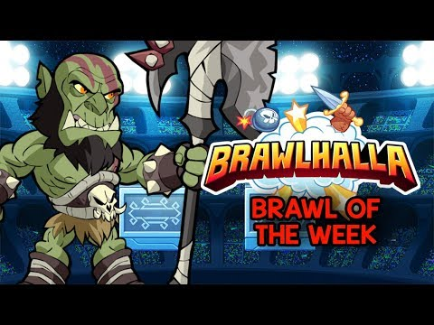 PROVIAMO XULL!!! | BRAWLHALLA BRAWL OF THE WEEK