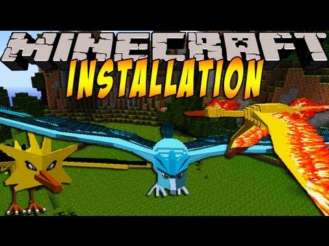 Pixelmon Installation Video! How to Install Pixelmon 2.2.1 for Minecraft 1.5.2
