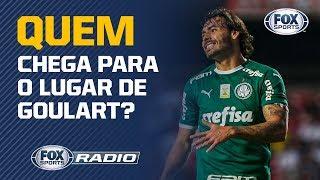 Palmeiras sem Goulart! Keno, Valdivia ou Falcão Garcia podem substituir?