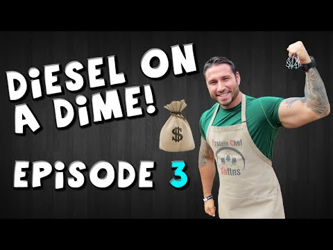 Diesel on a Dime with Bodybuilding.com Episode 3