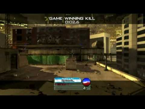 MW2 top 15 throwing knife kill cams