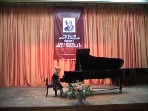 И. Беркович - Вариации на тему Паганини
