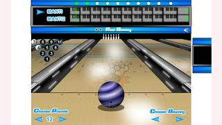 How to play Real Bowling game | Free online games | MantiGames.com