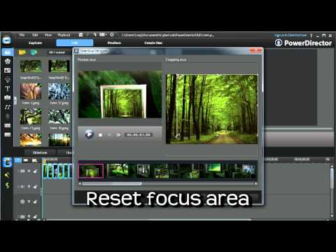 PowerDirector 9 Slideshow Tutorial