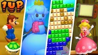 Evolution of New Super Mario Bros. Secrets & Easter Eggs (2006 - 2019)
