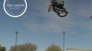 Chad Curtis In Arizona 2015 - BMX